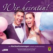 """""""Wir heiraten"""" Ausgabe Steglitz 2016"""